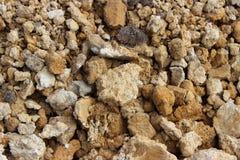 Hög av lera Royaltyfria Bilder