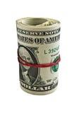 Hög av pengar Fotografering för Bildbyråer