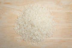 Hög av rice Royaltyfria Bilder