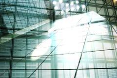 hög bakgrund - tech Arkivfoto