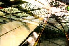 hög bakgrund - tech Royaltyfri Fotografi