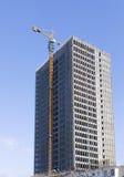 hög byggnadskonstruktion Royaltyfri Fotografi