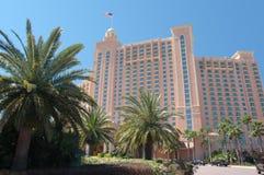 hög hotellstigning Royaltyfri Foto