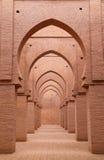 Hög kartbok Marocko för Tinmal moské Royaltyfria Bilder