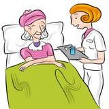 Hög läkarbehandling Royaltyfria Foton