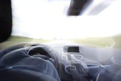 hög möjlig hastighet för bakgrundsdisko Arkivfoton