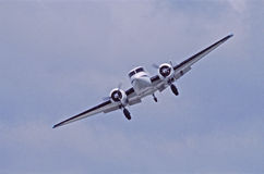 hög nivåstötta för flyga Royaltyfria Bilder