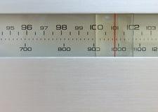 hög radiostämmare för fi Arkivfoto