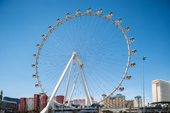 Hög rulle Ferris Wheel Royaltyfri Foto