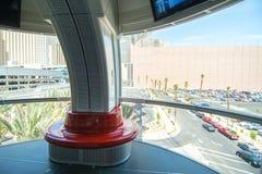 Hög rulle Ferris Wheel Fotografering för Bildbyråer