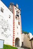 Hög slott i Fuessen Royaltyfri Foto