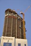 hög stigning för konstruktion arkivfoton