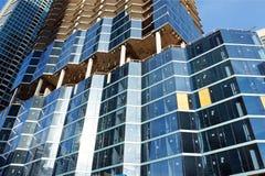 hög stigning för konstruktion royaltyfri bild