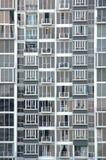 hög stigning för lägenheter royaltyfria bilder