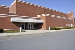 hög sydlig lehighskola Arkivfoto