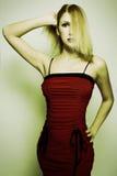 hög tangent för mode Royaltyfri Foto