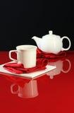 hög tea Royaltyfri Bild