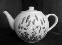 hög tea Royaltyfri Foto