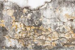 Hög textur för res-grungecement och gammal bakgrund Arkivfoto