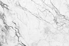 Hög upplösning för vit marmortexturbakgrund Royaltyfri Fotografi
