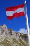 hög väg för alpin grossglockner Fotografering för Bildbyråer