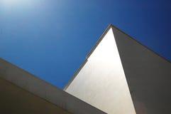 hög vägg Arkivfoto