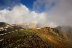höga berg Royaltyfri Foto