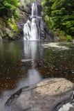 höga falls Arkivfoto