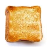 Högen släntrar rostade bröd Arkivfoton