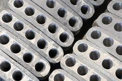 Högkvalitativa järnrollbesättningdelar arkivfoto