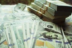 Högkvalitativt foto för pengarmateriel Royaltyfri Bild