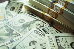 Högkvalitativt foto för pengarmateriel Arkivbilder
