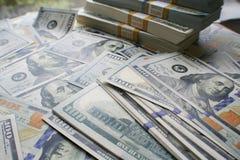 Högkvalitativt foto för pengarmateriel Royaltyfria Bilder