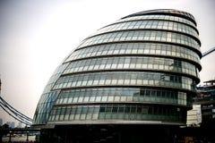 Högkvarter av större bekant London myndighet som Arkivbild