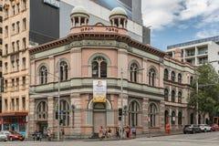 Högkvarter för IFGF Christian Sect och kyrka, Sydney Australia royaltyfri foto