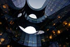 Högkvarter för prisWaterhousetunnbindare Royaltyfri Foto