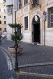 Högkvarteret av handelskammaren i Rome royaltyfria bilder
