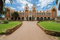 Högskola nya Norcia, västra Australien för St Gertrude's Arkivfoto