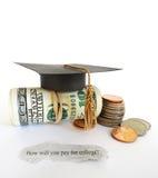 Högskolakostnadsfråga Arkivfoton