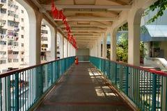 Högstämd gångbana i villebrådfjärd Royaltyfri Fotografi