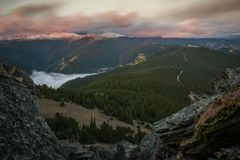 Högsta berg - Colorado Royaltyfri Bild