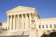 Högsta domstolen Amerikas förenta stater Arkivbild