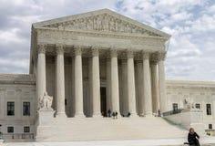 Högsta domstolen av Förenta staterna Arkivbilder