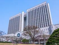 Högsta domstolen av Republiken Korea i Seoul Royaltyfri Fotografi