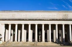 Högsta domstolen av South Carolina Fotografering för Bildbyråer