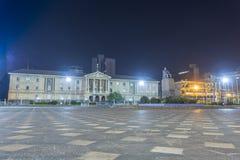 Högsta domstolen den judiciella byggnaden, Nairobi, Kenya Arkivfoto