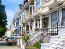 Högt ashbury San Francisco Royaltyfria Foton