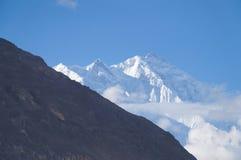 Högt berg i nordliga Pakistan Royaltyfri Bild