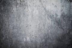 Högt detaljerad betongvägg tom bakgrund Arkivfoto