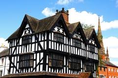 Högt hus, Hereford Royaltyfri Bild